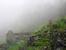 Водопад Фломсбана. На обрыве, у самого водопада, стоит полуразрушенный домик. Одна из легенд гласит, что много-много лет назад у водопада поселилась красавица. Немало юношей сваталось к ней, но девушк