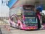 Автобус на экскурсию в Бангкок