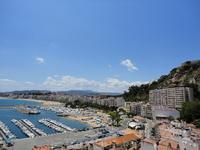 Вид на порт