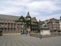Дюссельдорфская Рыночная площадь