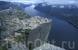 Панорама на Люсе-фьорд и плато Прекестулен, губерния Рогаланд. Foto: Casper Tybjerg/Innovation Norway
