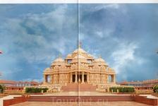 Делі. Храм Акшардхам— найбільший індуїстський храм у світ