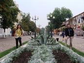 """""""Ейский Арбат"""" - красивая пешеходная улочка, идеально для неторопливых прогулок и шоппинга."""