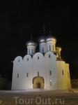 Софийский собор. Фото со стороны Кремлевской площади.