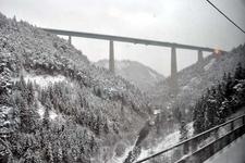 Вот такие альпийский мосты.