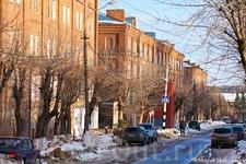 Казармы по улице Ленина