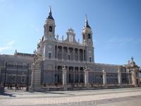 Мадрид. Собор святой Альмудены