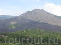 Оченьхотелось своими глазами увидеть настоящий вулкан - вот он!