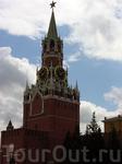 Конечно же визит в Москву нельзя не отметить на Красной площади.