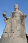 Фотография Памятник царице Тамаре