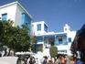 Сиди бу Саид - очень красивый город, весь бело-голубой!