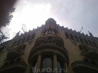 Барселона. Квартал раздора