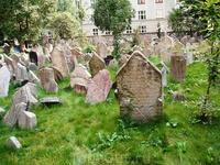 Старое еврейское кладбище, Йозефов