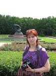 Королевские Лазенки. Памятник Шопену