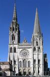 Фотография Шартрский собор
