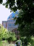 Ереван,пр.Маштоца, иранская Голубая мечеть.