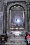 Ватикан. Собор Св.Петра. Место упокоения Папы Иоанна ПавлаII.