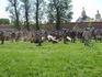 Первые две сшибки прошли не так яростно, но под конец участники разошлись, поверили в то, что они настоящие викинги и сражались от души...
