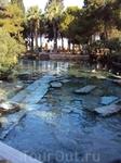 Памуккале - бассейн Клеопатры