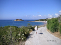 Путь к пляжу