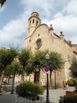 Церковь Святой Марии и Святого Николаса в Калелье.