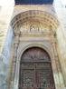 Она в свою очередь решила провести реформы и основать здесь монастырь и построить монастырскую церковь. Для этого был нанят архиектор Alonso de Covarrubias ...