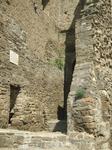 Генуэзская крепость. Интерьер башни.