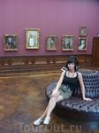 в Дрезденской галерее
