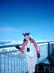 На самом верху ледника Хинтерхут