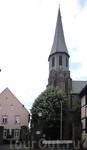 Действующая католическая церковь  святого мартина в ЦОНС.