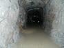 Проходим тоннель.