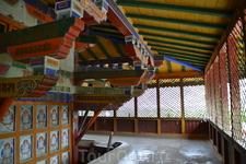 Самье был первым монастырём в Тибете и его история насчитывает свыше 1200 лет. Он был основан в период правления короля Трисонга Детцена, место рождения которого расположено неподалёку, хотя точная да