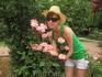 Розы обалденно пахнут