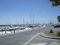 порт в Бенальмадене