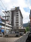 наш отель The Kris Hotel and spa (бывший FX)