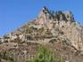 Гора и замок Святого Иллариона.