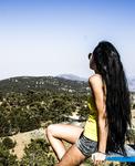 гора Олимп в горах Троодос