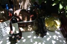 Черногорские богатства: вино, сыр и конечно же мясцо!