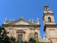 Строительство шло под руководством валенсийского архитектора и математика Tomás Vicente Tosca. Идея архитектуры была навеяна барочной римской архитектурой ...