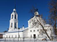 Благовещенская церковь в Кинешме