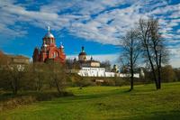 Хотьковский женский Свято-Покровский монастырь