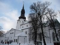 Домский собор – лютеранский собор (посвящён Святой Деве Марии) -старейшая церковь на территории Эстонии. Еще до постройки каменного здания в 1233 году на месте собора находилась деревянная церковь. Со
