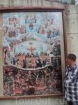 Монастырь Некреси. Всевидящее око