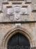 Улица Рыцарей. Герб над дверью