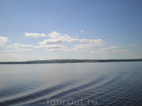 Волга...