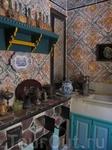 Кухонная утварь во дворце местного нувориша.