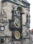 Те самые часы на Староместской площади