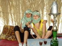 у бедуинов