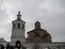 Церковь Архангела Михаила. Вид снизу