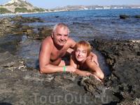 Нудистский пляж Фалираки